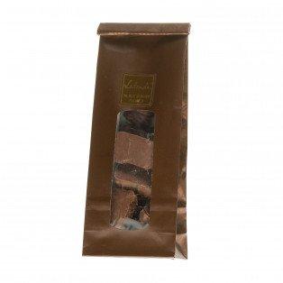 Bûchettes chocolat à la bergamote