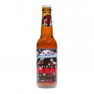 La bière du Darou des Vosges de Noël, 8°