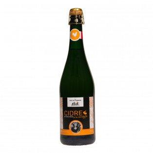 Cidre à la mirabelle, 75cl 5,5°