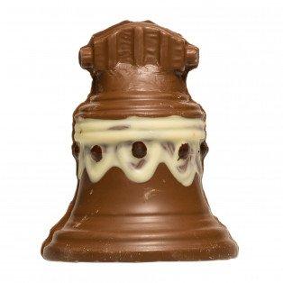 Cloche de Pâques en chocolat