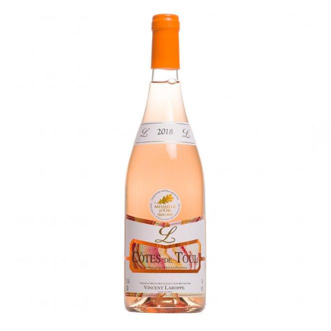 Vin Gris tradition Côtes de Toul, 12.5°