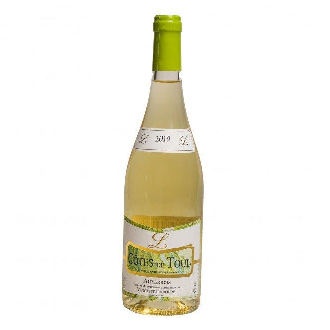 Vin blanc Auxerrois tradition Côtes de Toul, 12.5°