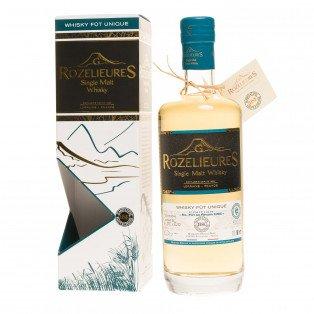 Whisky Rozelieures fut unique rhum HSE 43°
