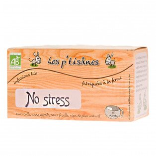 "Infusions bio relaxantes ""No stress"""