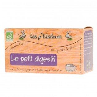"Infusions bio ""Le petit digestif"""