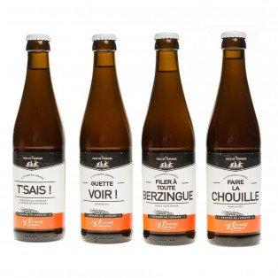 Binouse, bière ambrée de Lorraine 6°
