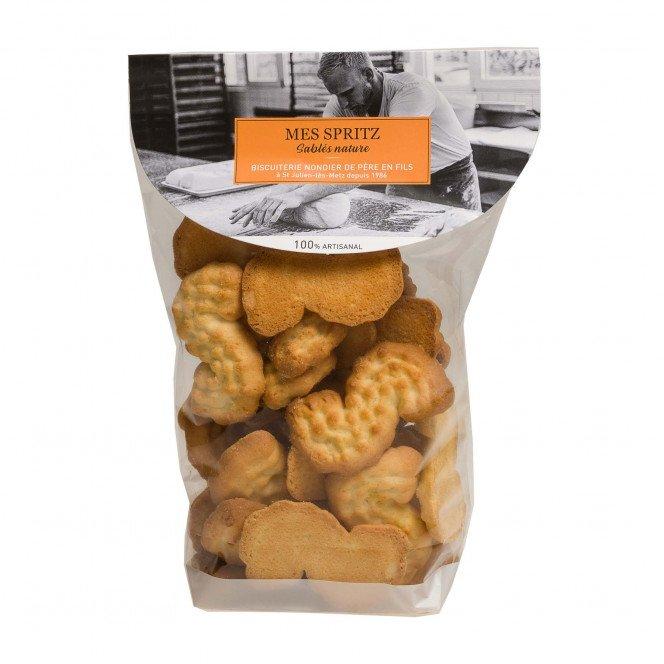 Biscuits Spritz nature