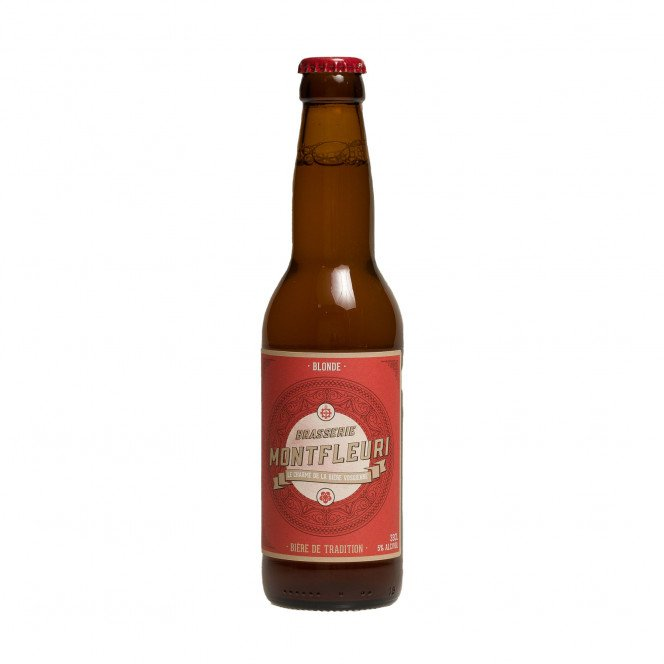 Bière blonde du Mont Fleuri 5°