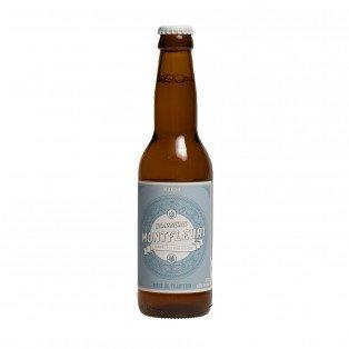 Bière blanche du Mont-Fleuri 4.2°