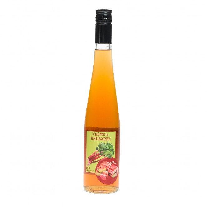 Crème de rhubarbe 18°