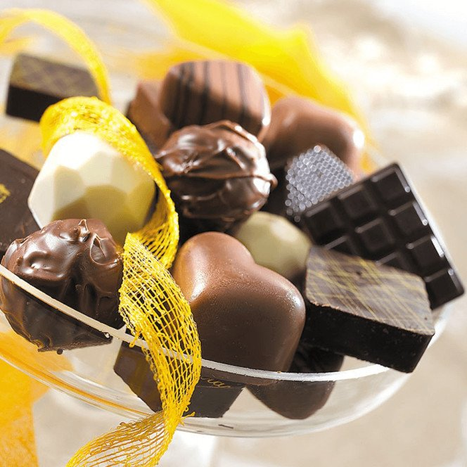 Ballotin de Chocolats Maître Chocolatier Lorrain