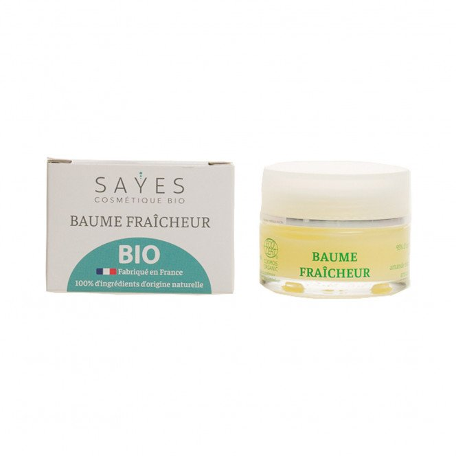 Baume bio douleurs musculaires arnica