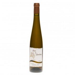 Vin blanc moelleux Sous la Goulotte, 50 cl 12.5°