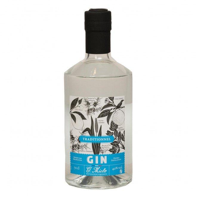 Gin traditionnel alsacien, 40