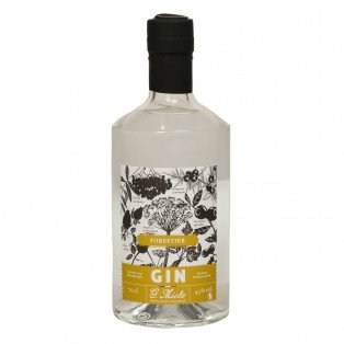 Gin forestier, 43°