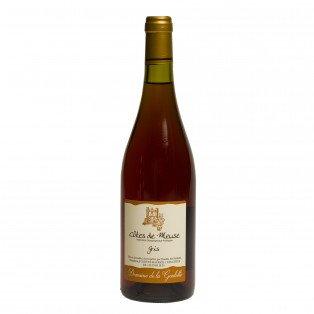 Vin Gris de pays IGP Côtes de Meuse, 75 cl 11.50°