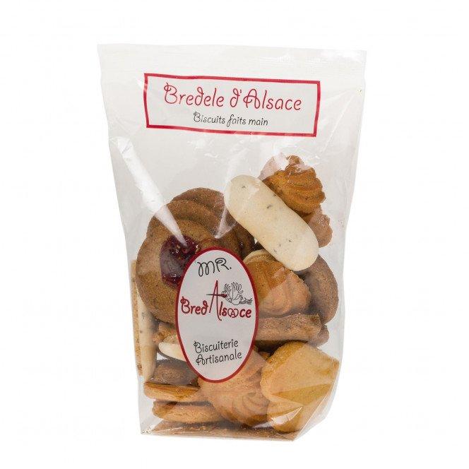 Assortiment de Bredele - biscuits alsaciens