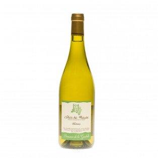 Vin Blanc de pays des Côtes de Meuse, 75 cl 11.50°