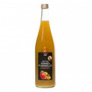 Nectar de pommes et mirabelles de Lorraine