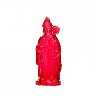 Saint Nicolas au sucre rouge