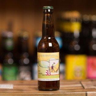 Bière blonde des 3B, 33 cl 5.8°