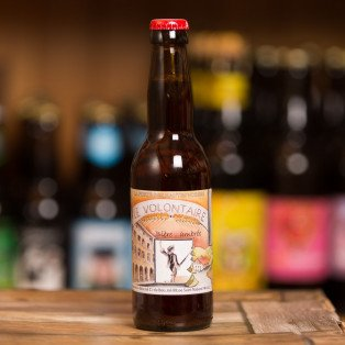 Bière Le Volontaire, 33 cl 5.8°