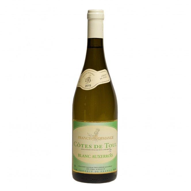 Vin Blanc Auxerrois AOC Côtes de Toul