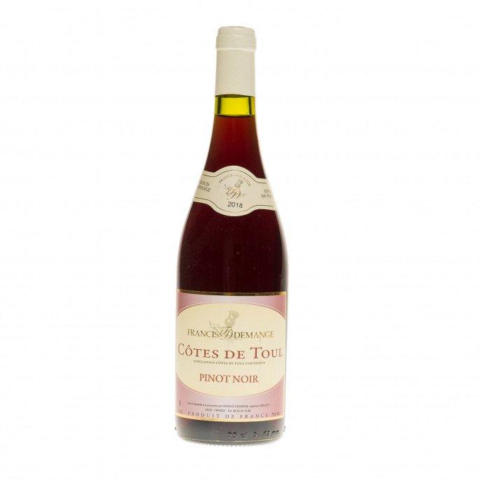 Vin Pinot Noir Côtes de Toul