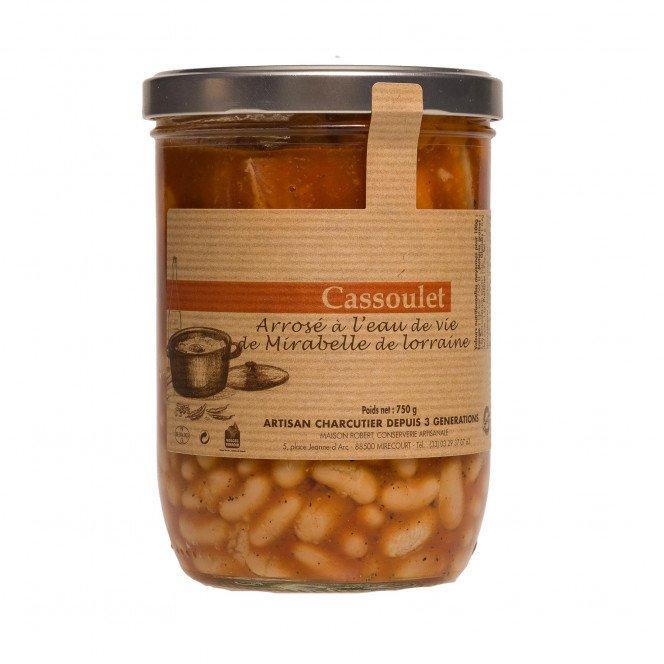 Cassoulet Lorrain, 750 g
