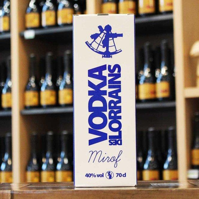 La vodka des lorrains