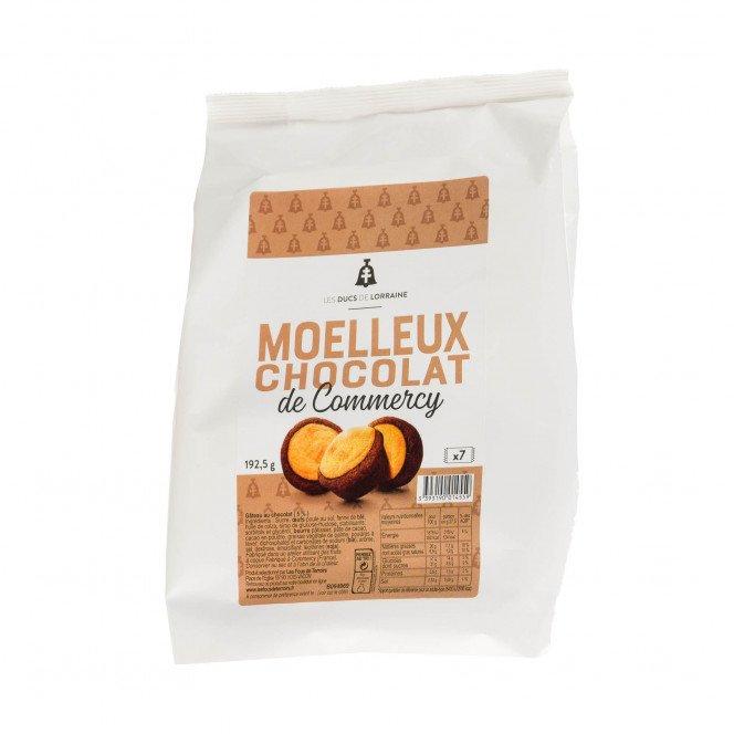 Moelleux au Chocolat de Commercy, 192 gr.