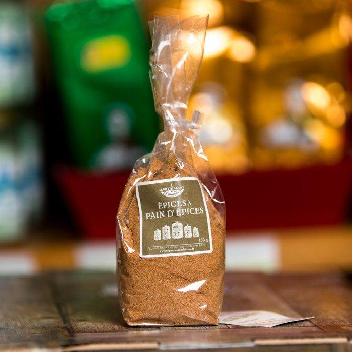 Épices à pain d'épices, 150 gr