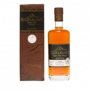 Whisky single malt G. Rozelieures Fume collection, 46°