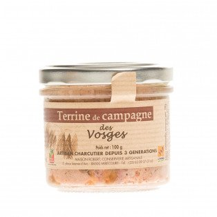 Terrine de Campagne des Vosges