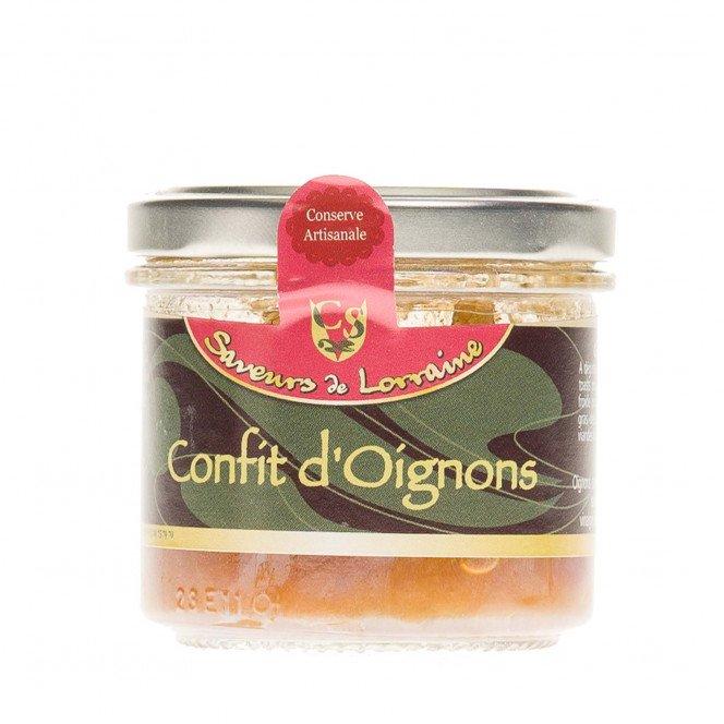Confit d'Oignons, 100 gr