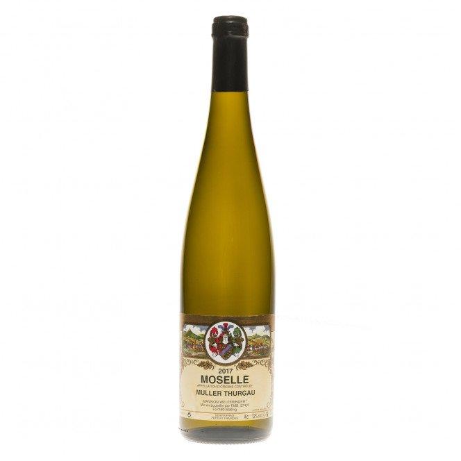 Vin blanc de Moselle Müller Thurgau, 75 cl 11.50°