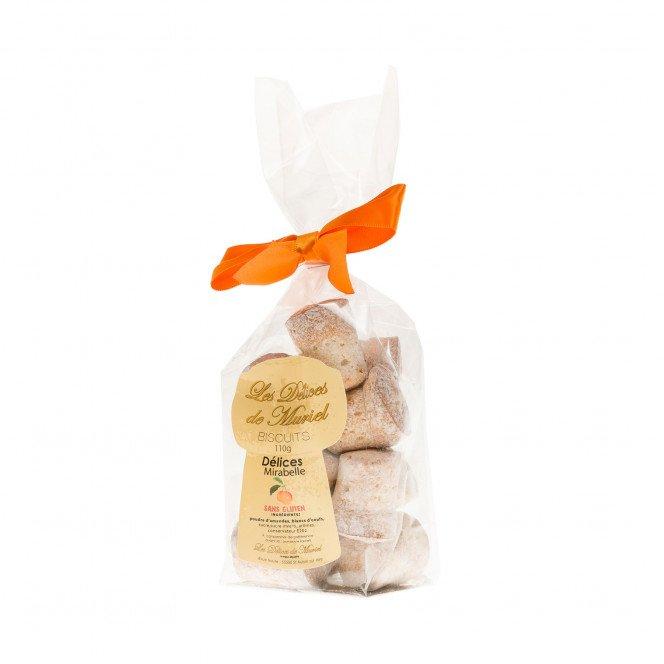 Biscuits sans gluten les Délices de Muriel 110g