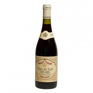 Pinot Noir des Côtes de Toul Gorny, 75 cl 13.50°