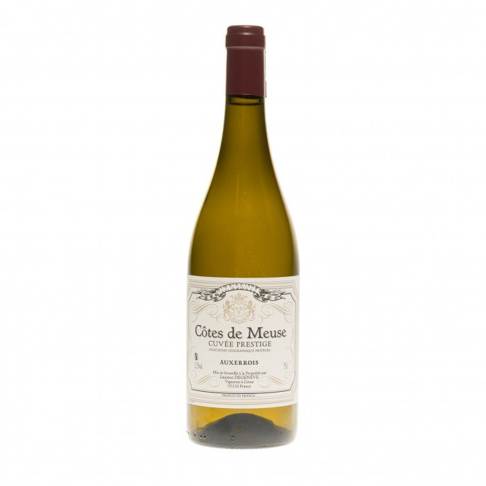 Vin Blanc de Pays de la Meuse Degenève, 75 cl 11.50°