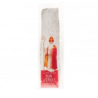 Saint Nicolas au pain d'épices, 80 gr