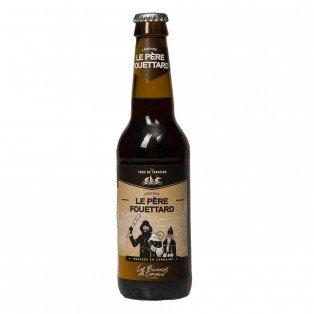 La Bière du Père Fouettard, 33cl, 6°