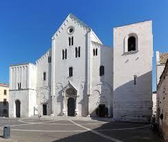 La Basilique de San Nicola à Baris